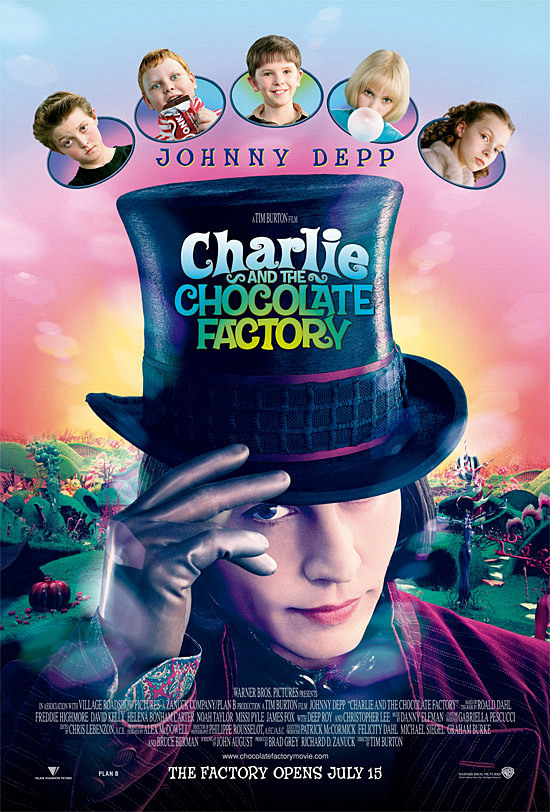 Charlie And The Chocolate Factory - 2010