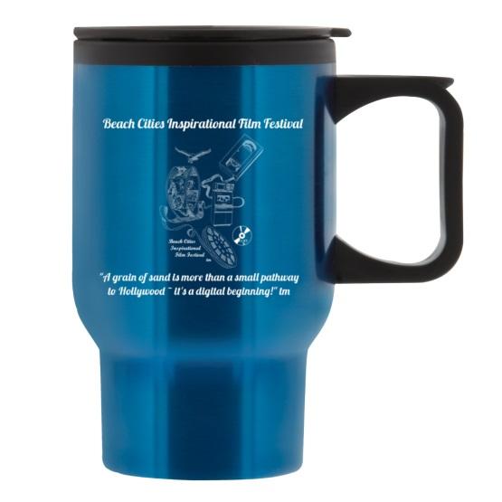 Plastic Stainless Steel Mug - BCIFF