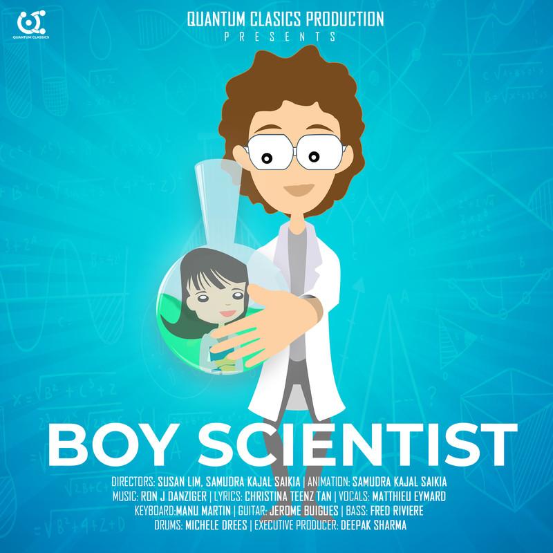 Boy Scientist
