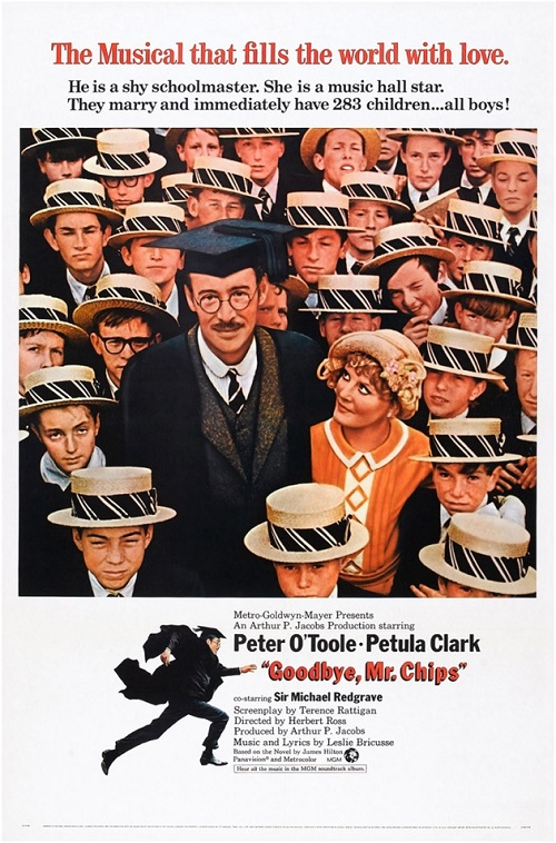 Goodby Mr. Chips - 1969