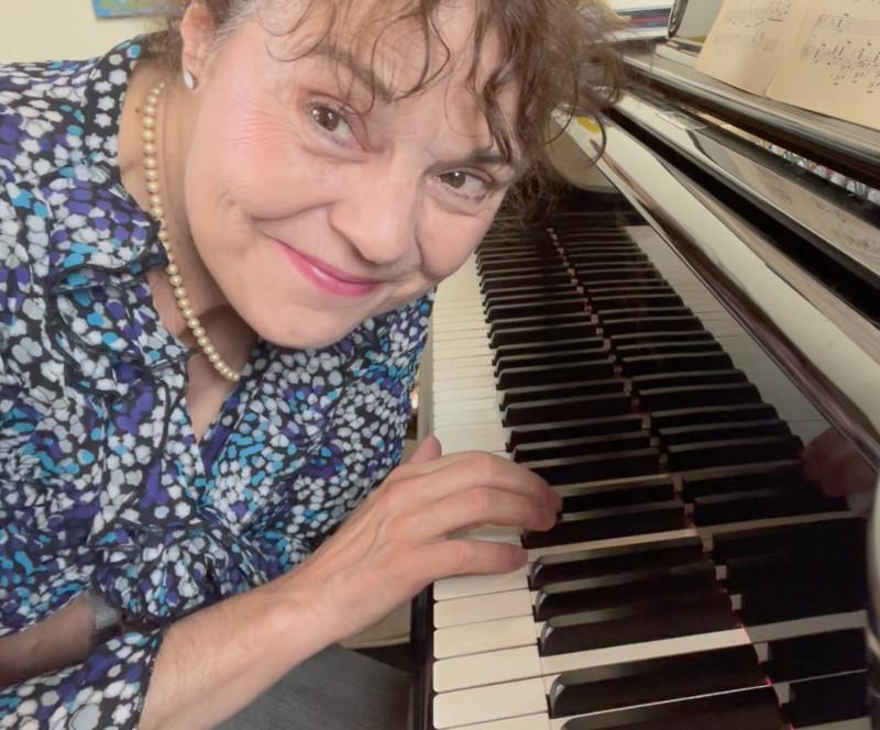 Dr. Ivory von Tickle-The Perceptive Piano