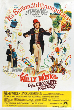 Willy Wonka - 1971