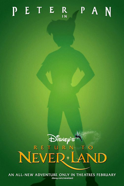 Return to Never Land - 2002