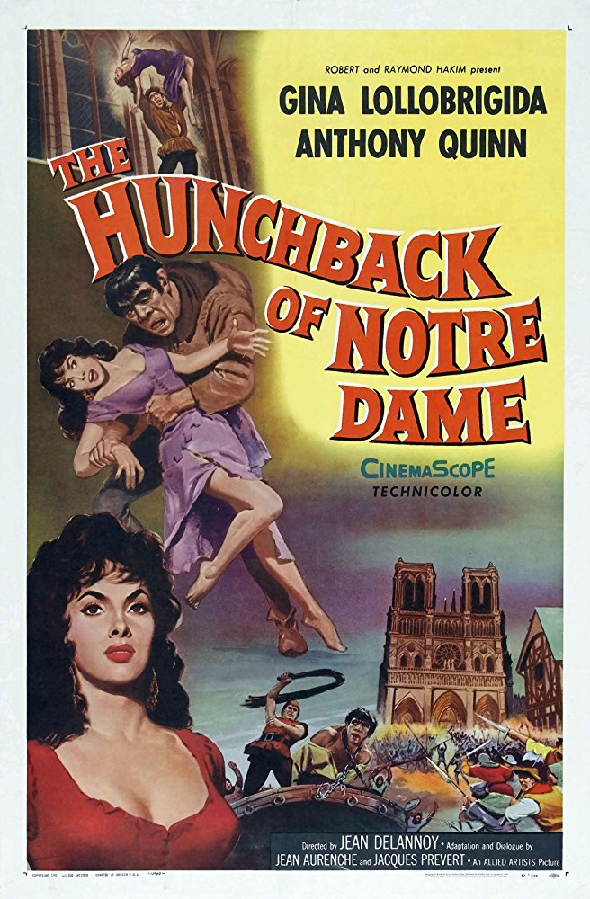 The Hunchback of Notre Dame - 1956