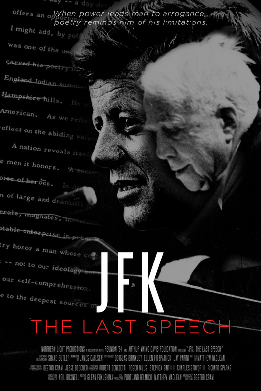 JFK - The Last Speech