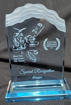 Ginger - Award