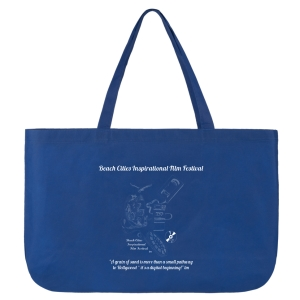 Big Boy Shopper Tote Bag - BCIFF