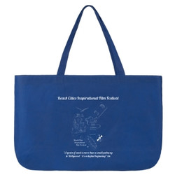 Big Boy Shopper Tote Bag - BCIFF