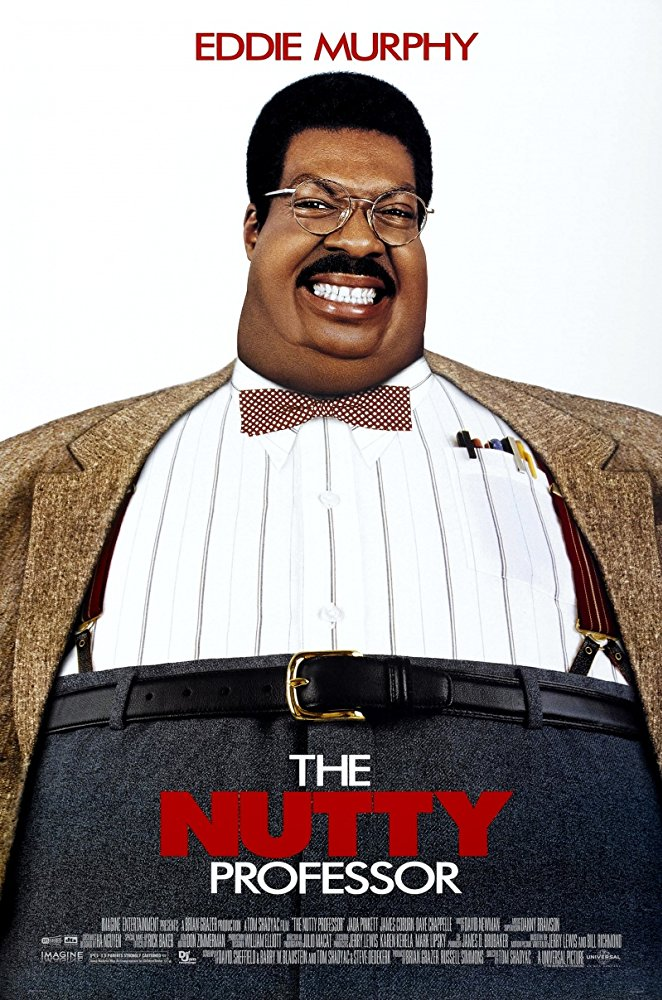 The Nutty Professor - 1996