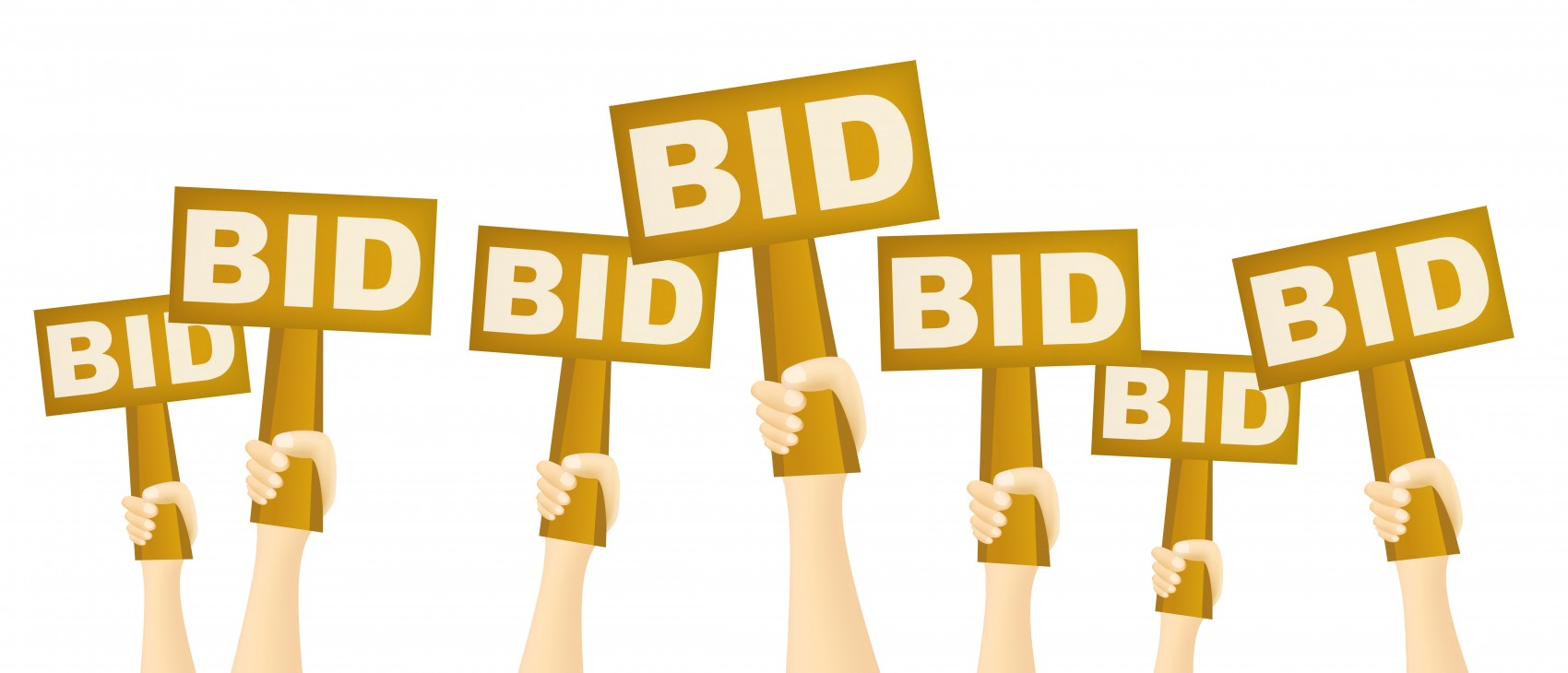 Place your bid by E-mail: