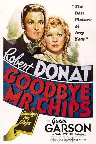 Goodby Mr. Chips - 1939