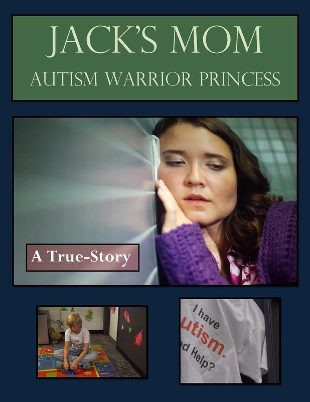 Jack's Mom Autism Warror Princess