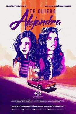 Alejandra, I Love You