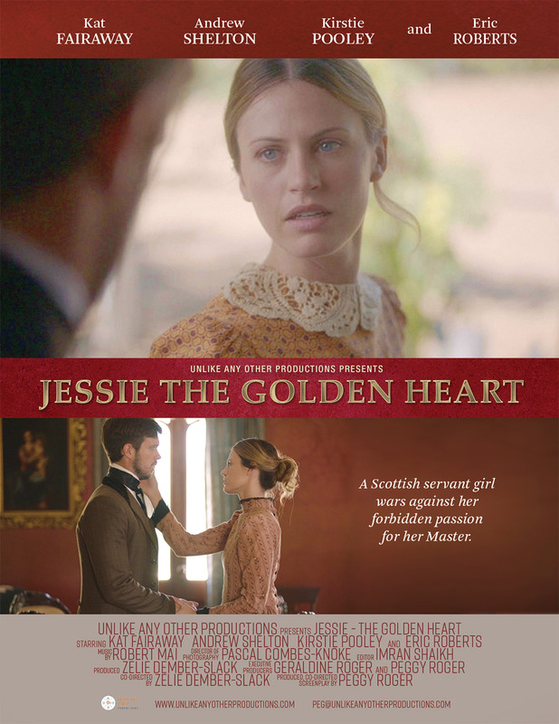 Jessie The Golden Heart