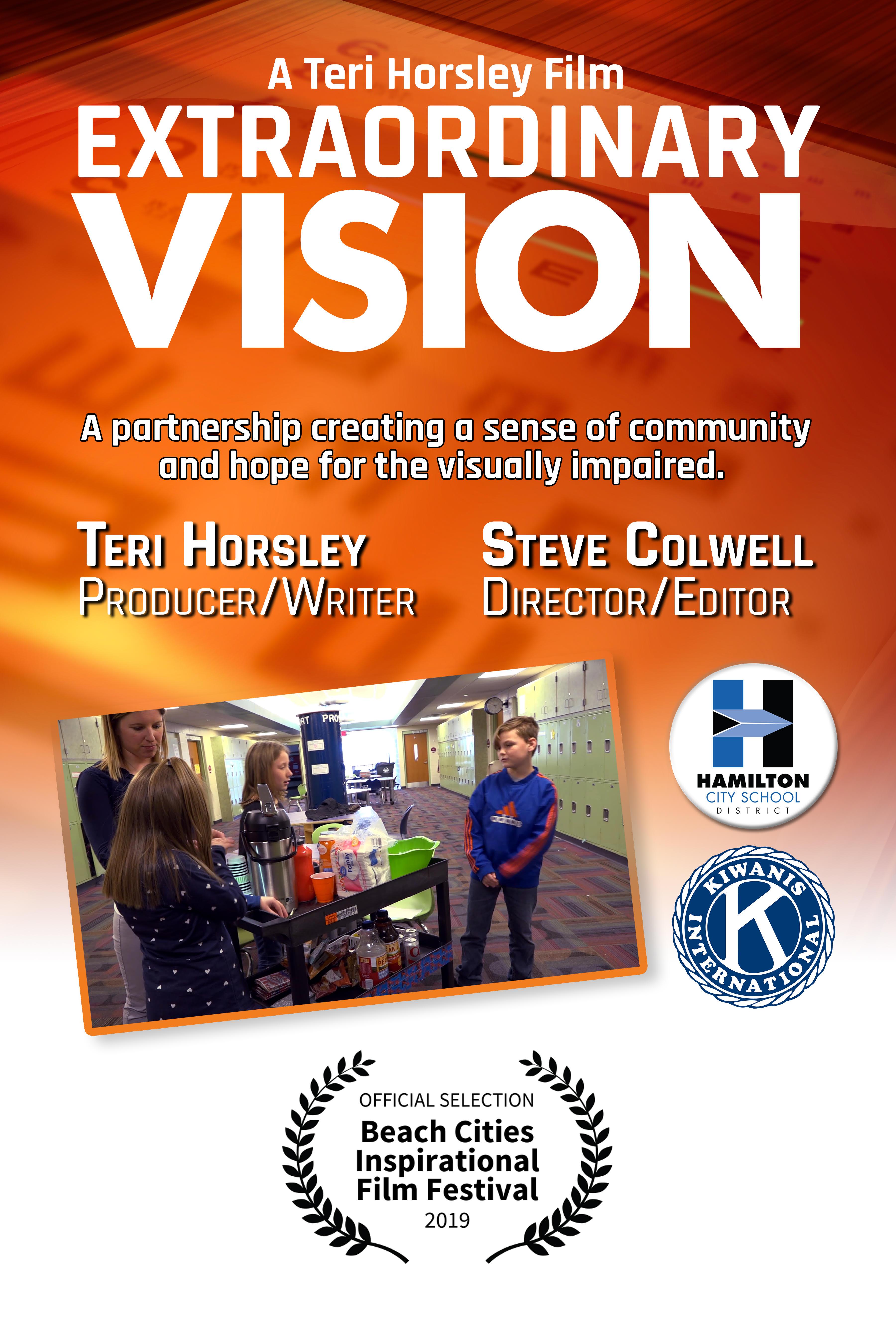 Extraodinary Vision