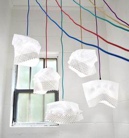 Post-Consumer Banding Strap Lights