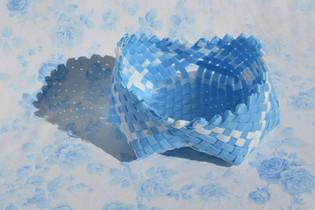 Blue Post Consumer Basket
