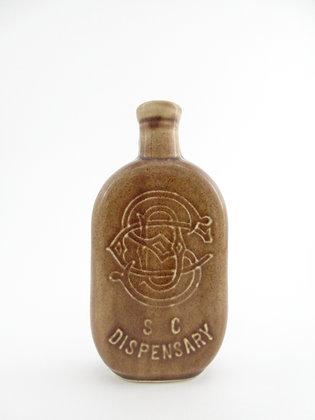 South Carolina Dispensary JoJo Monogram Flask