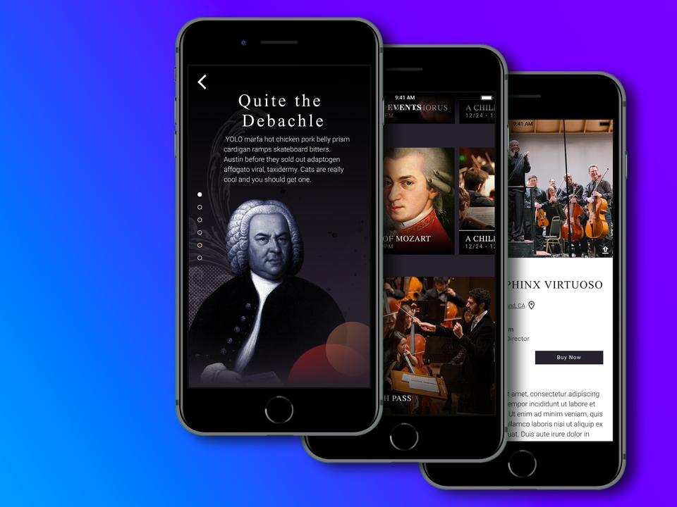 Oakland Symphony: An Evolved Approach