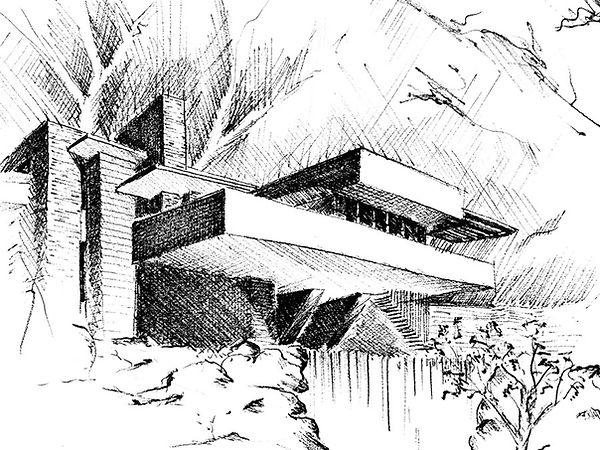 asu-felt tip sketch-fallingwater.jpg
