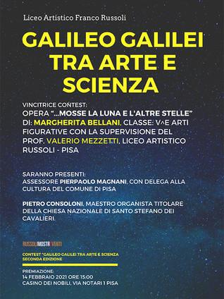 Contest _Galileo Galilei tra arte e scie