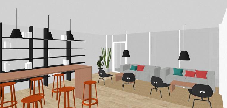 Helsana Meeting Room Library