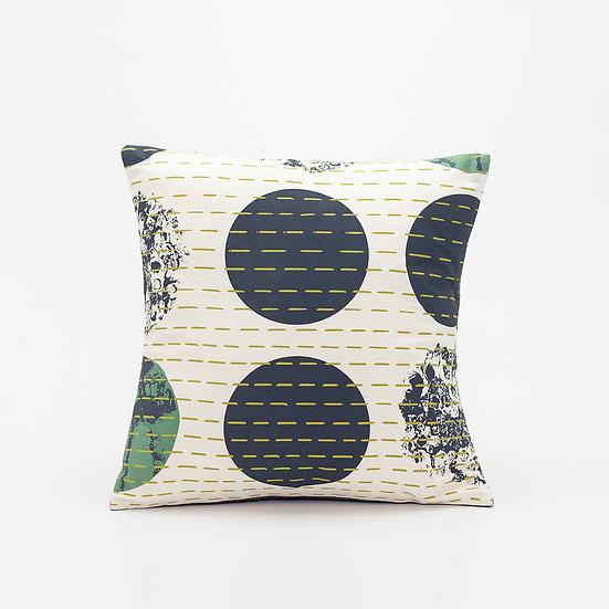 Scope Pillow  I  Charcoal Back