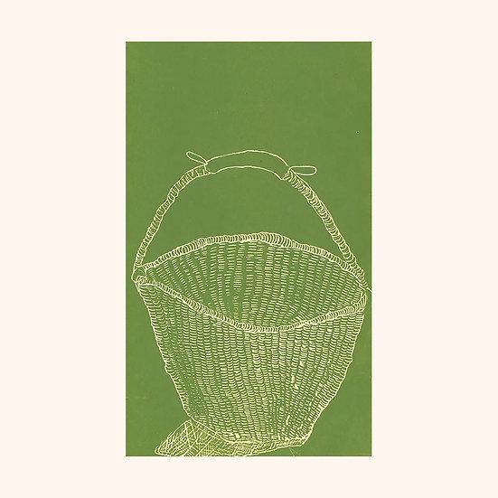 Basket in Green