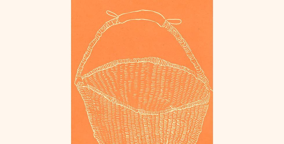 Basket in Orange