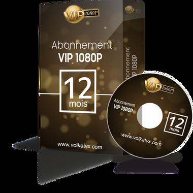 Vip tv 1080 / 12 mois abonnement iptv Full HD / 4K
