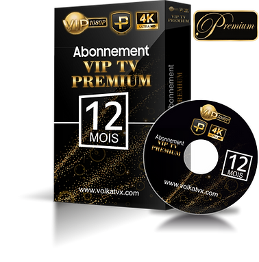 VIP TV PREMIUM / 4K / FHD / TIMESHIFT FR