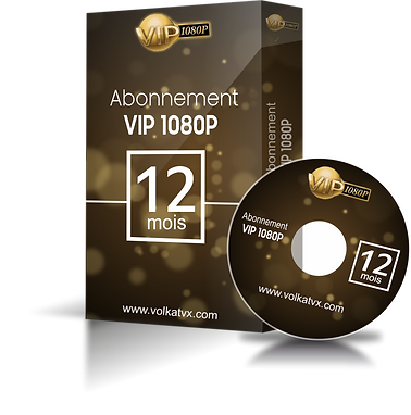 VIP TV 1080 FHD/4K/TIMESHIFT 15Jours/fr