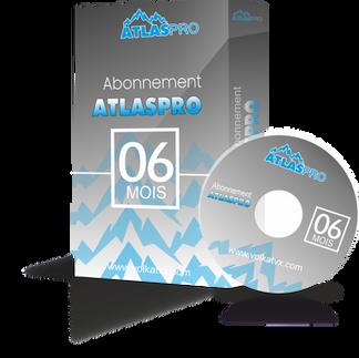 2X Atlas pro ONTV 2X abonnement iptv Full HD / 4K