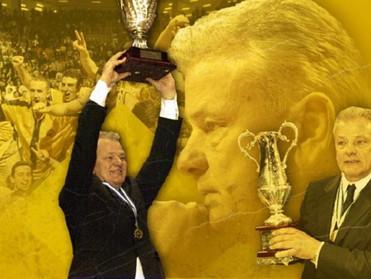 ΑΕΚ για Ίβκοβιτς: «Ανατριχίλα, δέος, στεναχώρια, βουβαμάρα, αιώνια ευγνωμοσύνη»