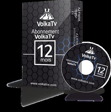 Abonnement iptv Volka tv pro 2
