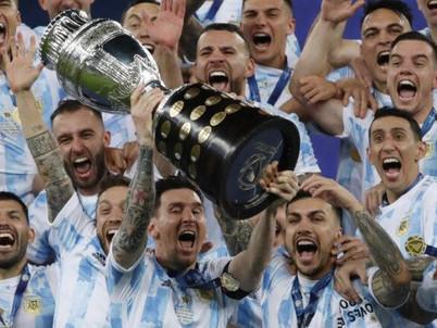 To σήκωσε η Αργεντινή (1-0) την Βραζιλία μέσα στο «Μαρακανά»!