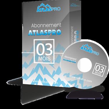 Atlas pro ONTV X1 abonnement iptv Full HD / 4K