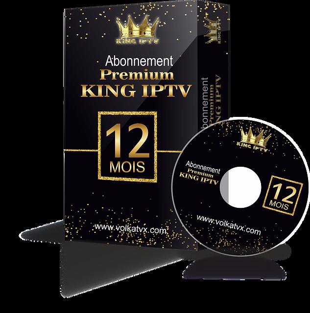 Premium King / FHD-4K / Replay 280 ch / EPG / VPN OK