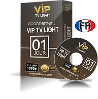 Abonnement iptv VIP TV FR - FULL HD