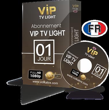 Abonnement iptv VIP TV FR - FULL HD