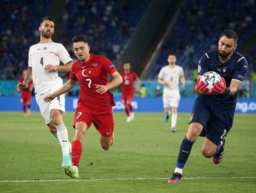 EURO 2021: Η εξήγηση για την απουσία χρόνου και σκορ από την τηλεοπτική μετάδοση