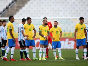Βραζιλία - Αργεντινή: Οριστική διακοπή στο παιχνίδι!