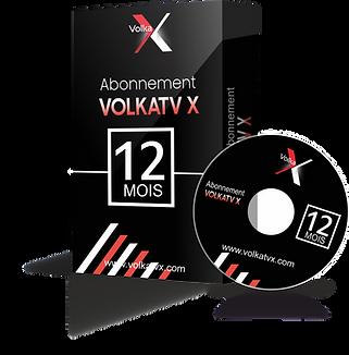 Abonnement iptv Volka X TV