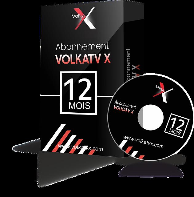 Volka TV X- 12 Mois - Tout appareils