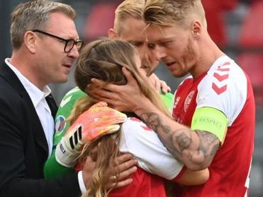 Οταν σταμάτησε ο χρόνος για τον Ερικσεν και πως σώθηκε από τους γιατρούς και τον αρχηγό της Δανίας!