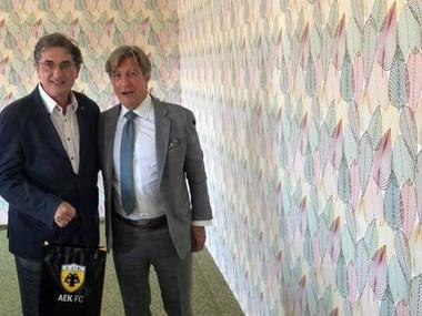 ΑΕΚ: Αποχώρησε από το Futsal ο Μαρινάκης