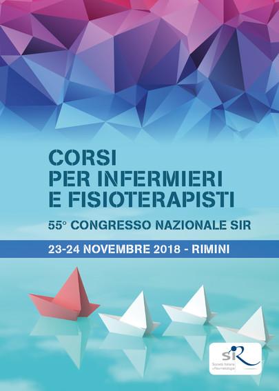Congresso SIR 2018: Corso per Fisioterapisti e Infermieri