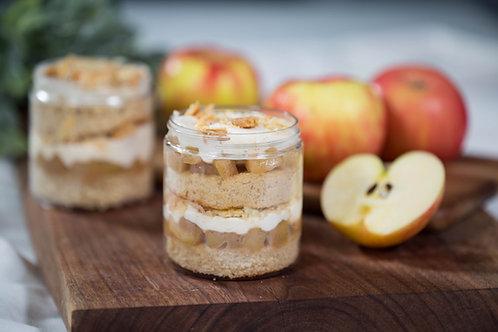 Apple Pie Cake Jar Bundle