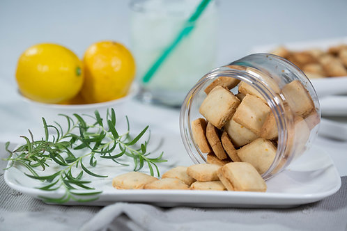 Lemon Rosemary Shortbread Bundle
