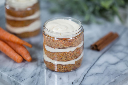 Carrot Cake Jar Bundle